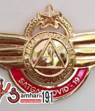 Pin Cor Kustom